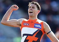 Josh Kelly AFL betting