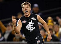 Patrick Cripps AFL betting