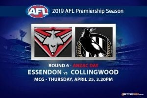 Anzac Day AFL