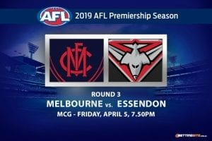 Melbourne vs Essendon