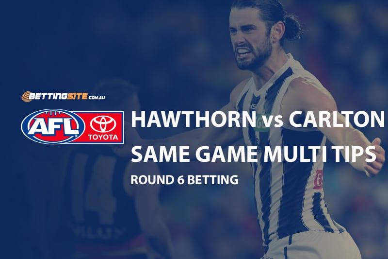 AFL same game multi