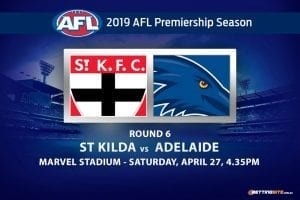 Saints v Crows