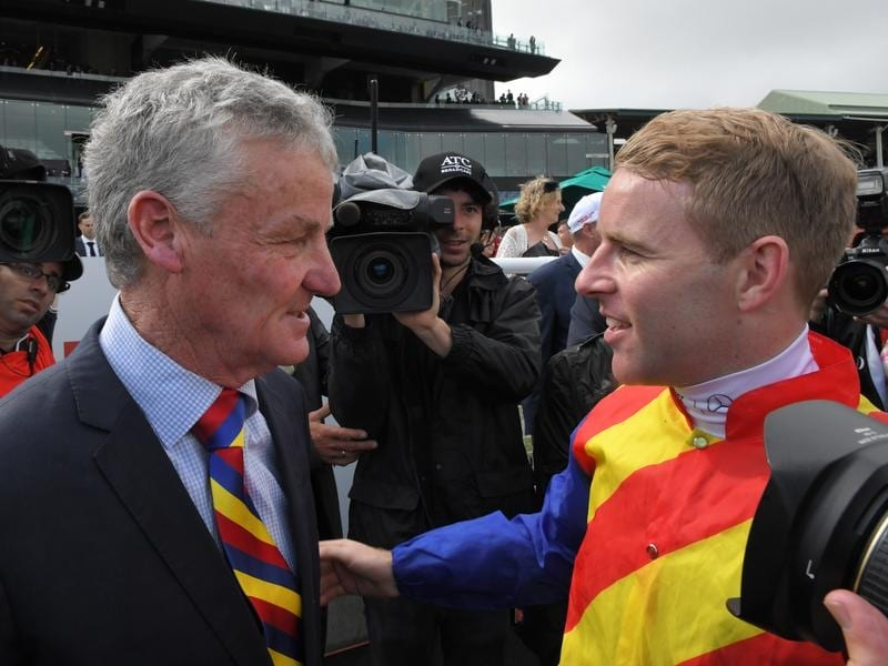 Greg Hickman and Tommy Berry.