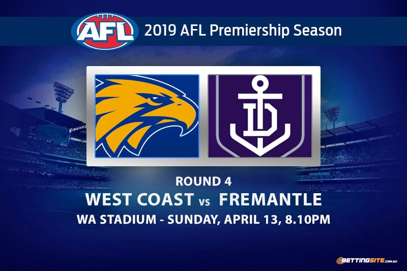 eagles v dockers