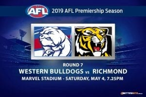 AFL Dogs Tigers