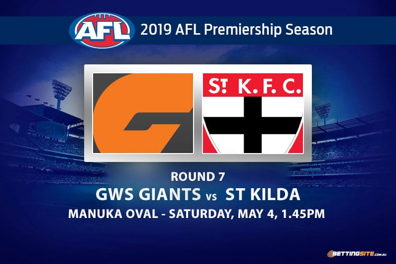 AFL Giants Saints