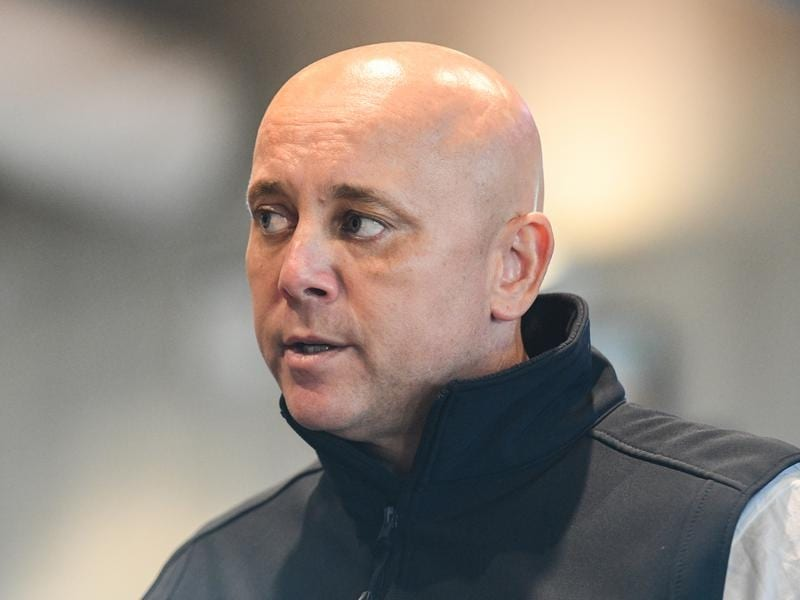 Racehorse owner Damion Flower has been arrested by police.