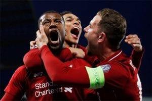 Champions League betting news