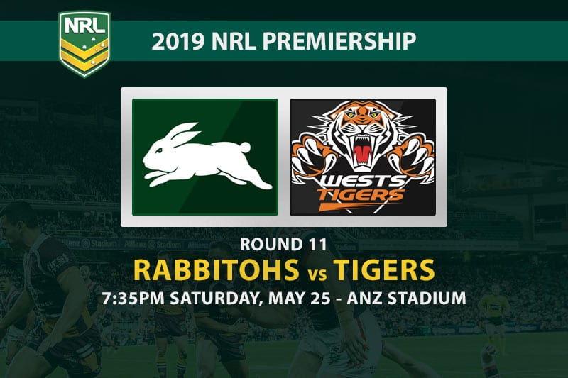 2019 NRL Souths vs Wests betting tips