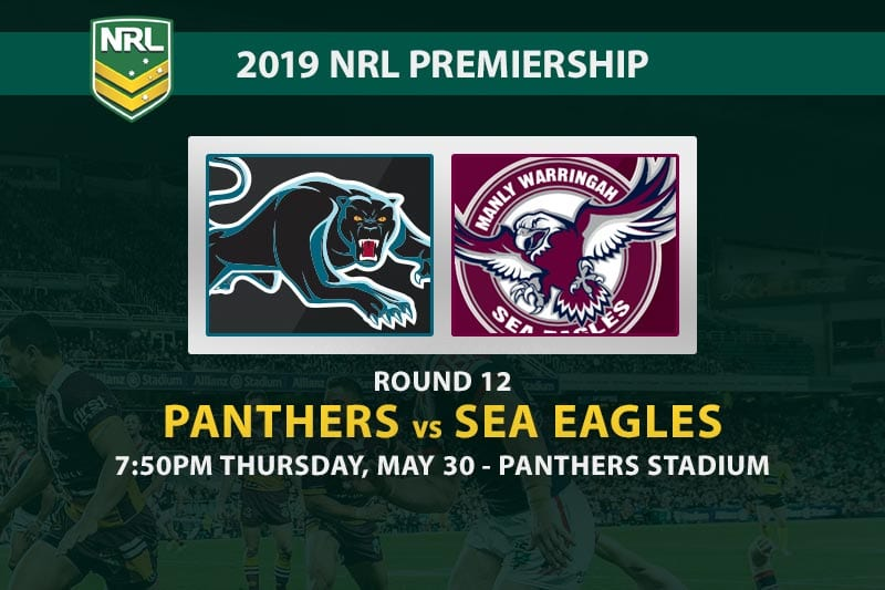 2019 NRL Panthers vs Sea Eagles betting tips