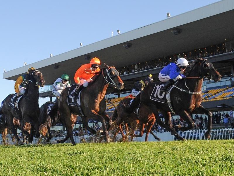 Jockey Rachel King rides Gaulois to victory