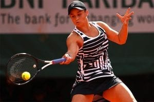 Ash Barty tennis betting news
