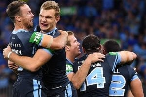 NSW State of Origin betting news