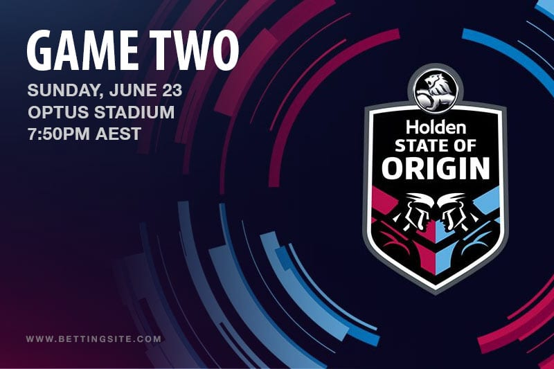 2019 Origin II betting tips