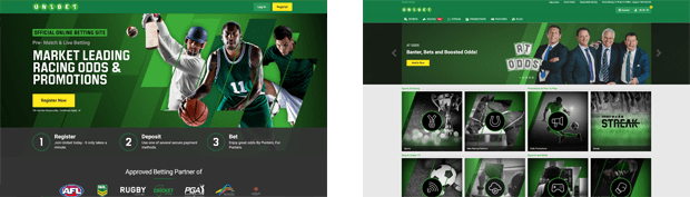 UniBet bookmaker review - AU friendly online betting site
