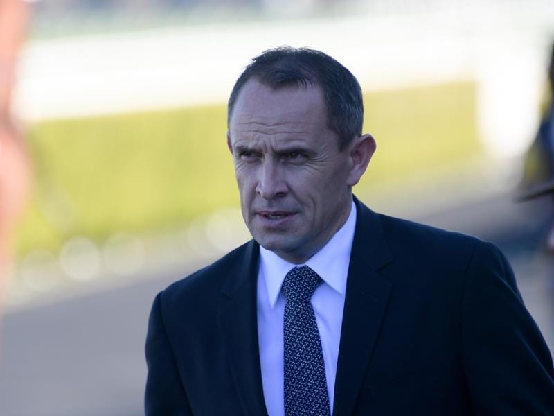 Chris Waller.