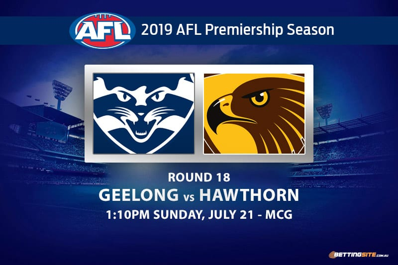 Cats vs Hawks AFL Round 18 betting preview