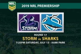 Storm vs Sharks NRL Round 17 betting tips