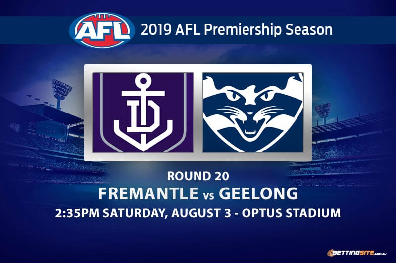 Dockers vs Cats AFL Round 20 betting tips