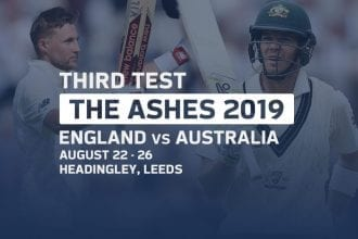 Ashes 2019 cricket betting