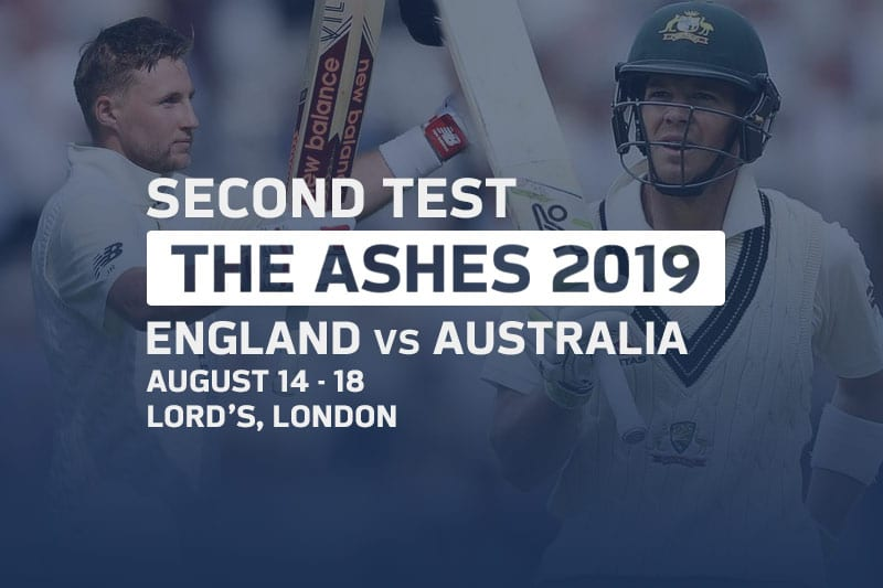 Ashes 2nd Test betting preview