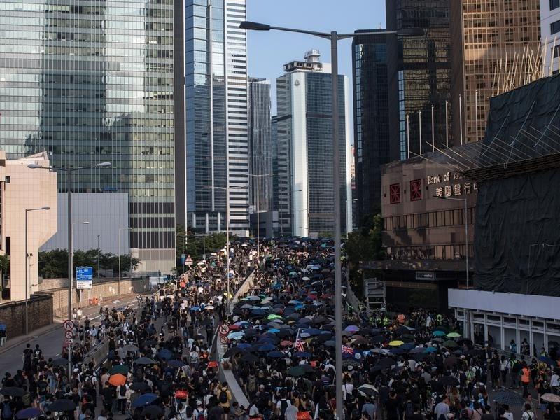 The Hong Kong Jockey Club has cancelled racing at Happy Valley.