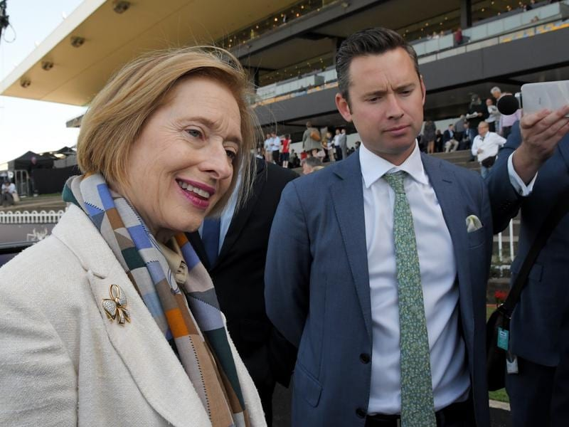 gai waterhouse and adrian bott