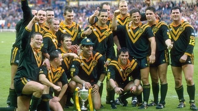 Australia - Rugby League World Cup Champions