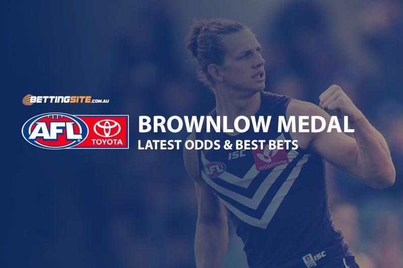 Brownlow Medal 2019 odds
