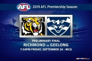 Richmond vs Geelong betting tips