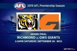 Richmond vs GWS Giants odds