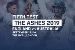 Ashes 2019 betting odds