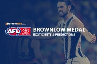 Brownlow Medal exotic bets