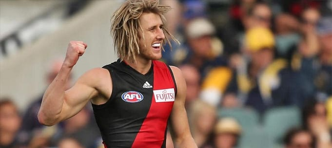 2011 Rising Star Dyson Heppell