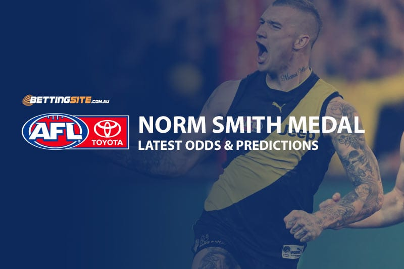 AFL Norm Smith Medal odds