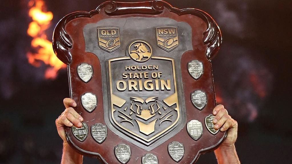 State of Origin Shield