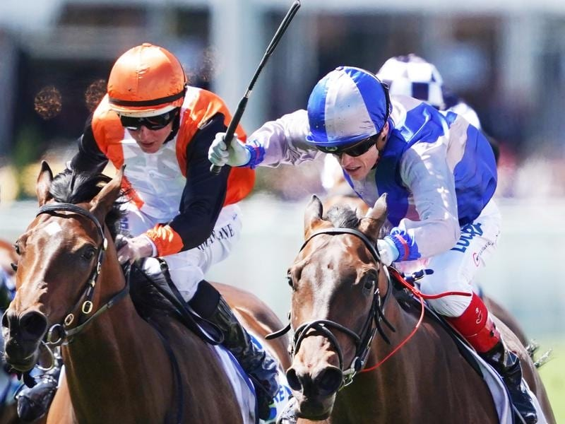 Extreme Pride wins at Caulfield.