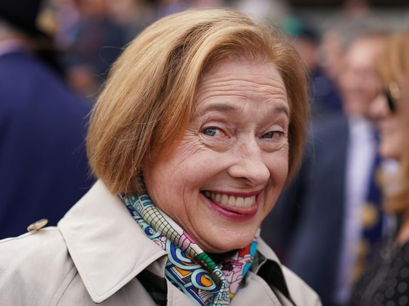 Trainer Gai Waterhouse after Wolfe's Coongy Cup win.