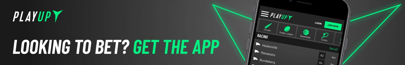 Play Up Betting App