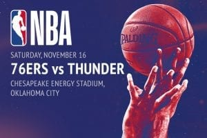 76ers vs Thunder NBA betting tips
