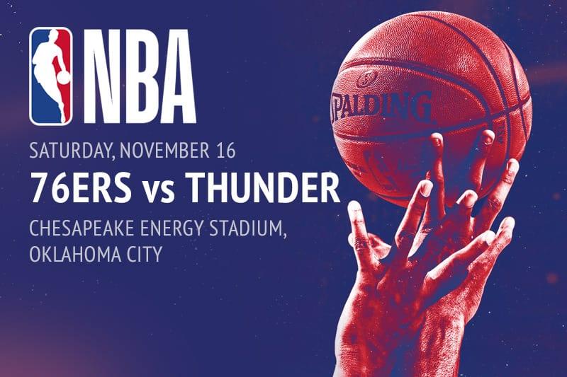 76ers vs Thunder NBA betting tips