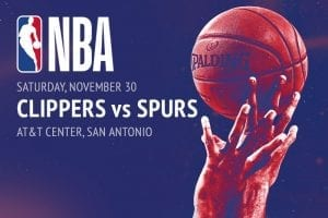 Clippers @ Spurs NBA betting tips