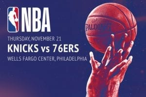 Knicks @ 76ers NBA betting tips