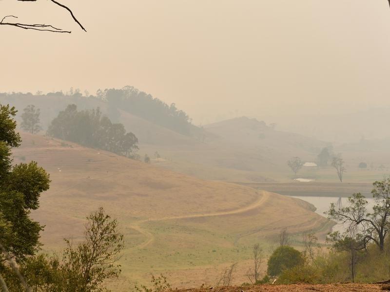 smoke haze nsw