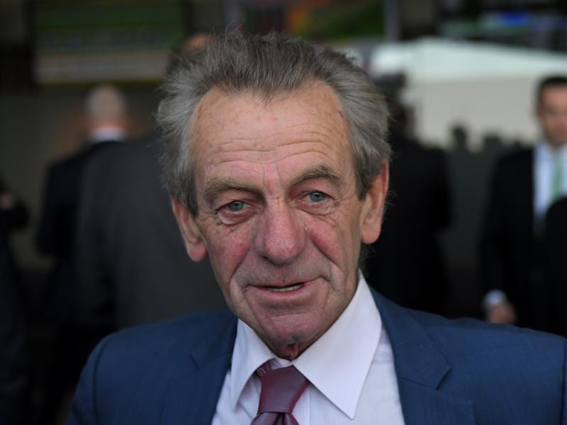 Trainer Gerald Ryan (file image)