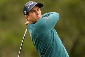 Adam Scott golf betting