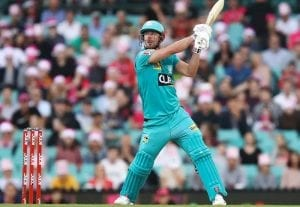 Chris Lynn cricket betting