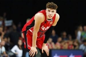 LaMelo Ball NBL basketball news