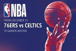76ers @ Celtics NBA betting tips