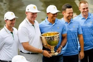 Presidents Cup golf betting